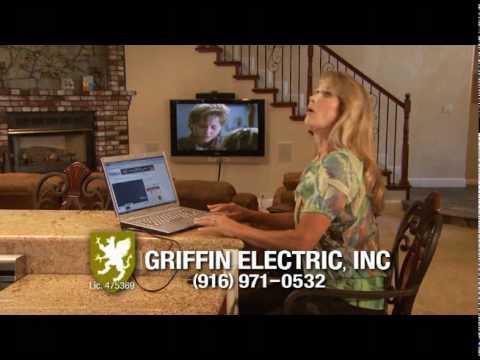 Electrical Service Contractor Sacramento California Griffin Electric