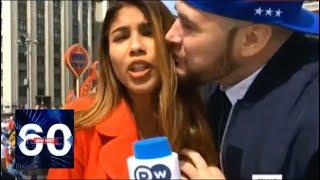 Российского болельщика обвиняют в домогательствах к испанской журналистке. 60 минут от 20.06.18