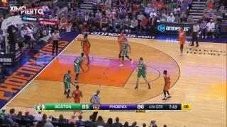 Boston Celtics vs Phoenix Suns   Full Game Highlights   March 5, 2017   2016 17 NBA Season