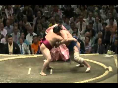 Sumo -Aki Basho 2015  Day 1 ,September 13th -大相撲秋場所 2015年 1日