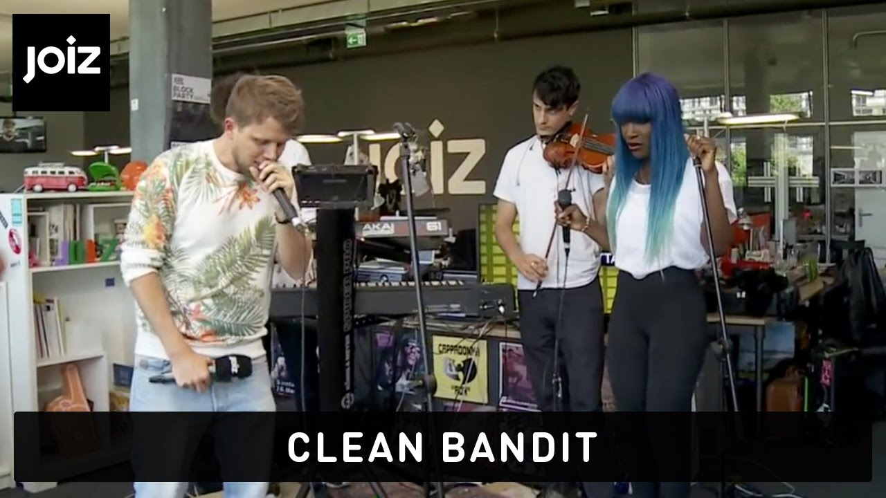 Clean bandit rather be beatbox version feat knackeboul youtube