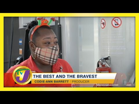Gas Station Attendants, the Best & the Bravest | TVJ News