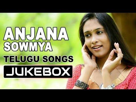 singer-anjana-sowmya-hit-songs-||-jukebox-||-telugu-love-songs