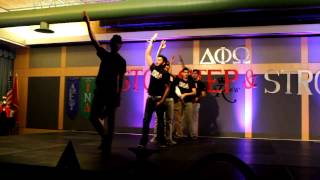 iota nu delta rutgers dpo stop step stroll competition 2012
