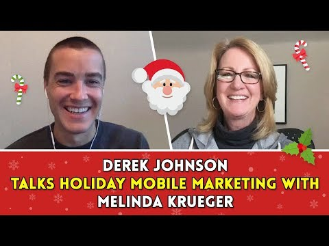 SMS, Push & Email Marketing - Black Friday 2017 Review With Melinda Krueger From Salesforce