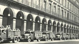 """Armand Mestral """" chanter sous la pluie """" 1942"""