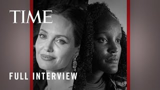 Angelina Jolie and Vanessa Nakate | TIME100 Talks