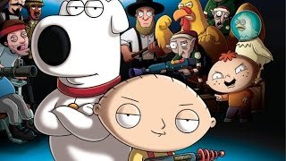 Family Guy Back To The Multiverse Full Game All Cutscenes Walkthrough Gameplay