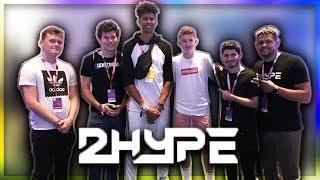 MEETING 2HYPE AT VIDCON | VidCon Day 2 Vlog