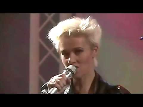 Roxette - Dangerous (1989, From Tv)