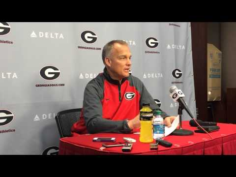Richt talks terminology differences for Coach Schotty