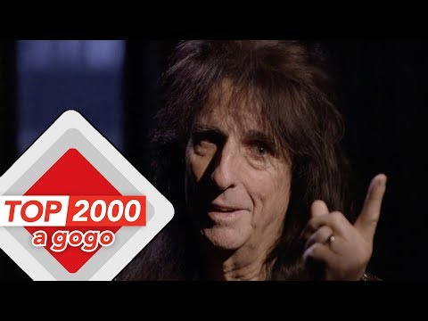 Alice Cooper - How You Gonna See Me Now | The story behind the song | Top 2000 a gogo