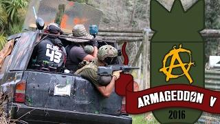 Armageddon V Paintball Event 2016