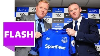 Wayne Rooneys Rückkehr zum FC Everton