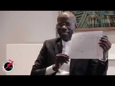 Boubacar Camara éventre la fraude électorale sur les parrainages 2019