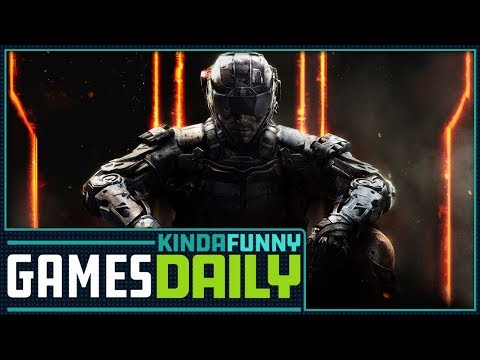 COD: Black Ops 4 to Ditch Single-Player? - Kinda Funny Games Daily 04.18.18