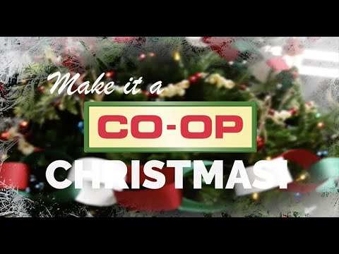 Make it a Co-op Christmas Sales Event 🎄