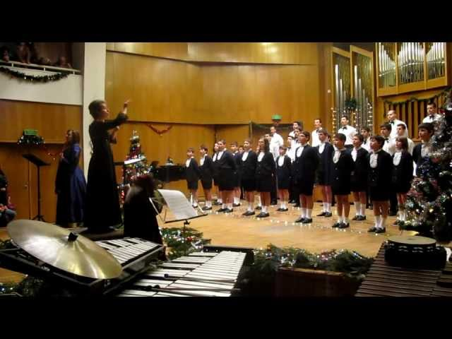 Christmas concert, Adeste Fideles