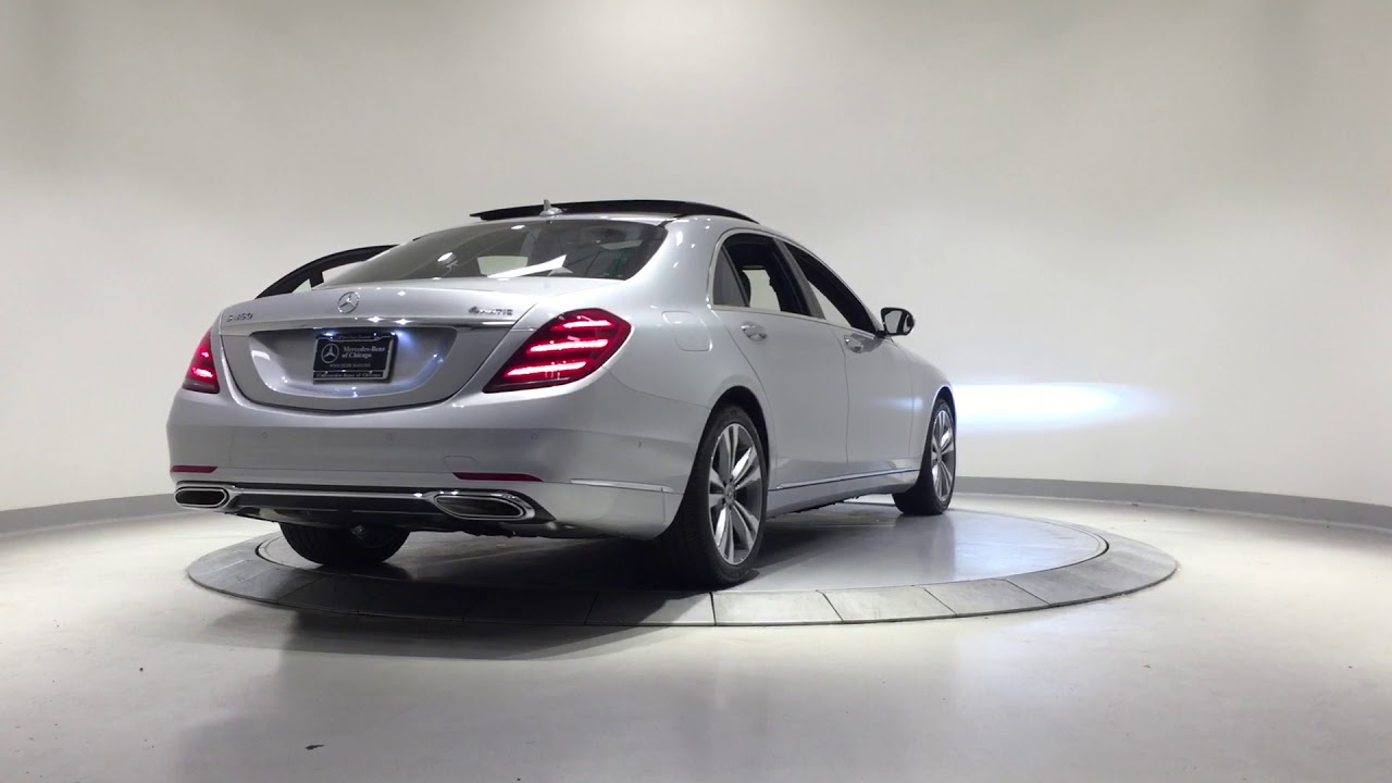 2018 mercedes benz s450 m17217 youtube for Mercedes benz s450