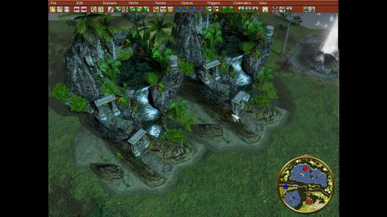 age of empires 3 scenarios download