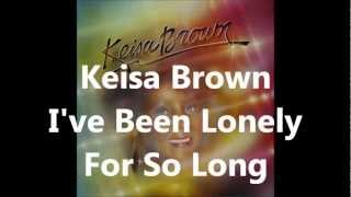 Keisa Brown -  I