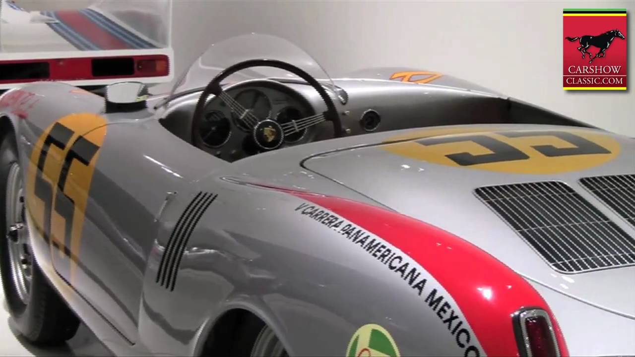 james dean porsche 550 spyder part 1 youtube