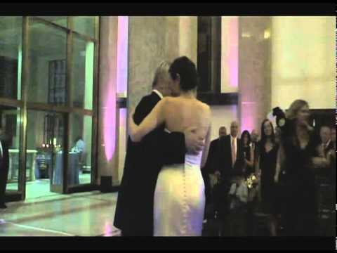 Very Moving Father-Daughter Wedding Dance