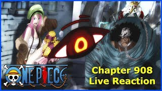 One Piece Chapter 908 Live Reaction - THE REVERIE BEGINS! ワンピース