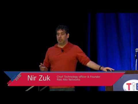 Entrepreneurship Keynote - Nir Zuk