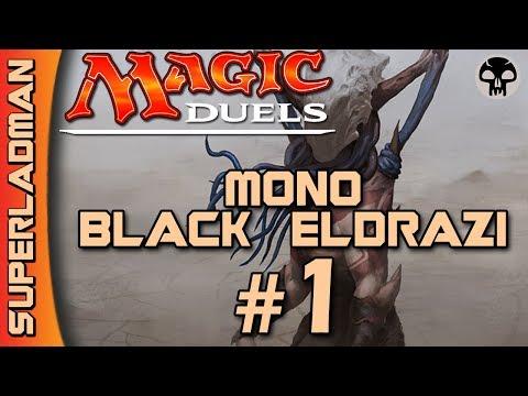 Magic Duels | Mono Black Eldrazi #1