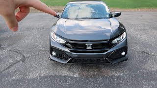 What I Love (and Hate) About My Honda Civic Hatchback Sport After 1 Year of Driving