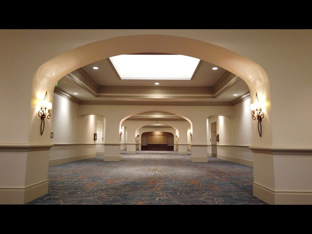 Rosen Shingle Creek Wekiwa Pre-Function & Registration Desk