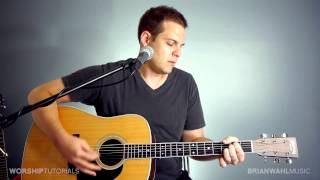 You're Beautiful (Phil Wickham) acoustic cover by Brian Wahl