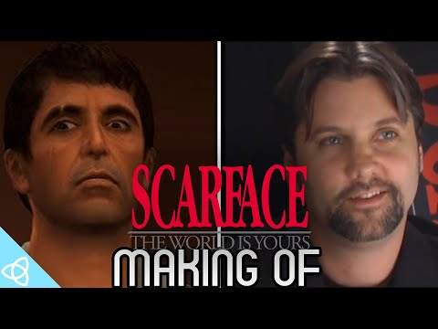 Making Of - Scarface: The World Is Yours (2006 Video Game)