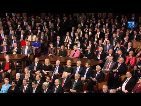 Obama's 2016 State Of The Union- Full Speech -No Graphics