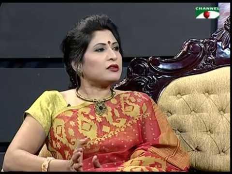 Rupantor - Singer Kolpona Anam & Chef Alpona Habib With Punam Priyam