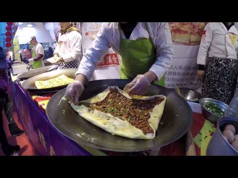 Street food, China, Ningbo