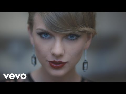 Taylor Swift - Blank Space:歌詞+中文翻譯