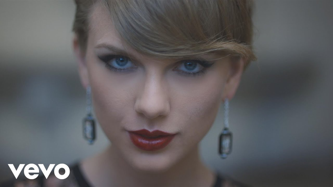 Taylor Swift   Blank Space   YouTube