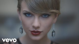 Watch Taylor Swift Blank Space video