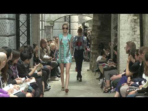 Fashion East - Holly Fulton ss10