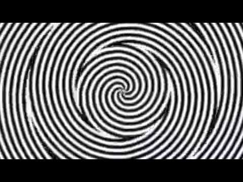 Hypnotic illusion that makes 'The Starry...