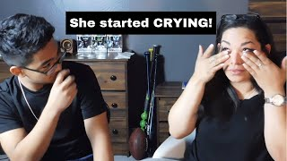 Mom Reacts to NF: How Could You Leave Us?  (Emotional)   Mr.Majestic