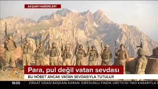 Mehmetçik, İkiyaka Dağları'na girdi terör yuvalarını teröristlere mezar et