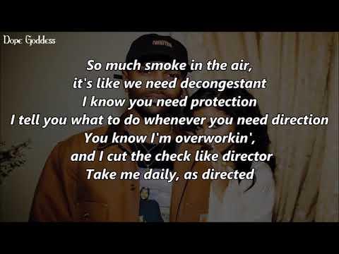 Jhene Aiko - Moments Feat. Big Sean (Lyrics)