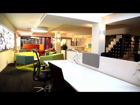 Kinnarps: London Showroom