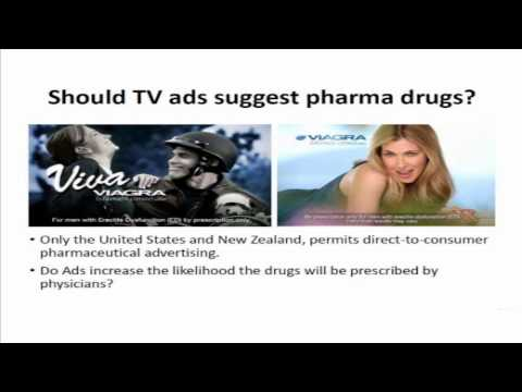 Pharmaceutical Ads - Good or Bad for Consumers