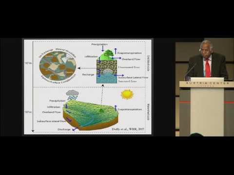 EGU2017: Alfred Wegener Medal Lecture by Murugesu Sivapalan (ML2)