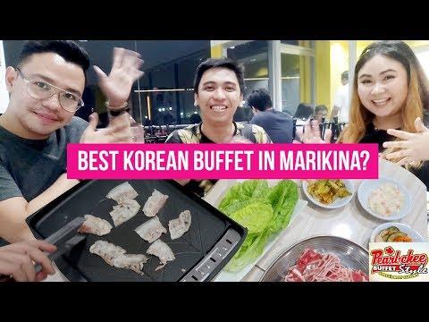 Best Eat all You Can Korean Buffet in Marikina? Pearl Chee Korean Restaurant