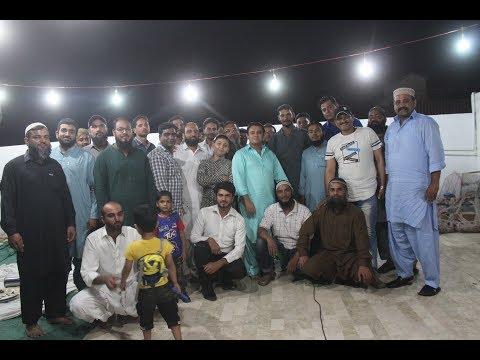 Khurram Bhai Arrange Meeting For Albino Set Up Peoples